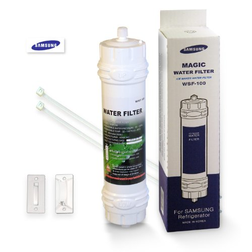 Samsung WSF-100 Magic Water Filter Filtro Esterno per Acqua