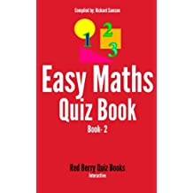 Easy Maths Quiz: Book 2