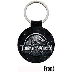 MasTazas Jurassic World El Reino Caido Fallen Kingdom Llavero Keyring