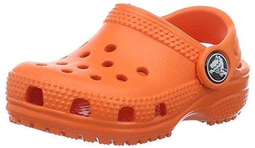 Crocs Roomy Fit Classic Clog, Zoccoli Unisex - Bambini