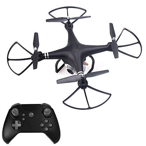 WANGKM Drone RC,Videocamere con Regolazione Elettrica HD 1080/720 / 640P dal Vivo, Home di Ritorno GPS, Motore Brushless, Seguimi, Trasmissione WiFi, Controllo Palm, One Key Decollo/Atterraggio,1080P
