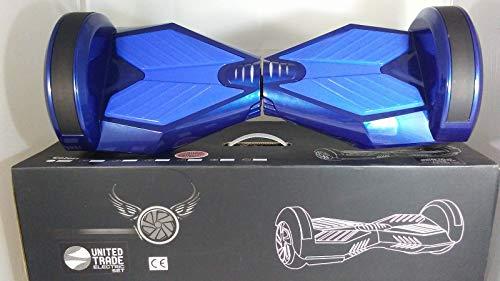 UNITED TRADE Hoverboard Elettrico Monopattino Elettrico Autobilanciato Overboard, Balance Scooter...