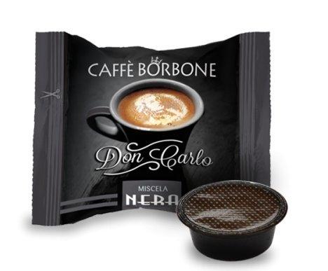 capsule caffè Borbone compatibili a modo mio miscela nera pz. 50 100 200 300 400 500 (100)