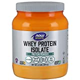 NOW Foods Whey Protein Isolate Pure, 1.2 -Pounds