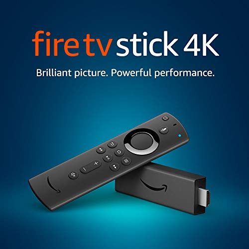 Amazon Fire TV Stick 4K Ultra HD with Alexa Voice Remote | streaming media player 6  Amazon Fire TV Stick 4K Ultra HD with Alexa Voice Remote | streaming media player 41i 2Bla 2BZp8L