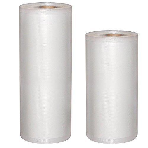 MixMart-Pack-de-2-Rouleaux-pour-Appareil-de-Mise-sous-Vide-28cm-x-15m-et-22cm-x-15m-Sac-sous-Vide-Compatible-avec-Toutes-les-Marques