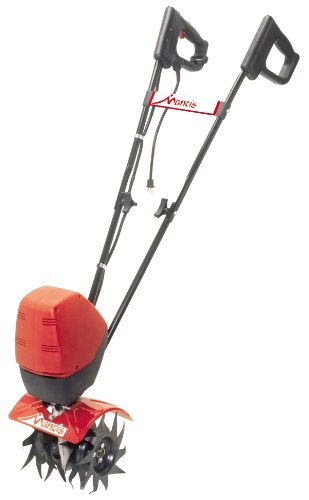 We really like Mantis tillers as they are made with both amateur and professionals gardeners in mind and as such, there machines are manufactured from all the best parts and they preform very well and are very reliable.