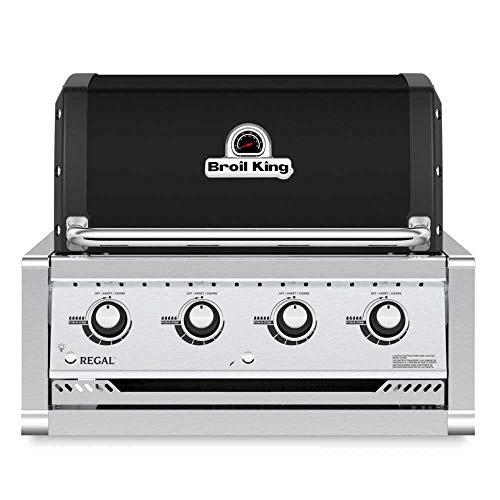Broil King Barbecue a Gas da Incasso Regal 420 Nero