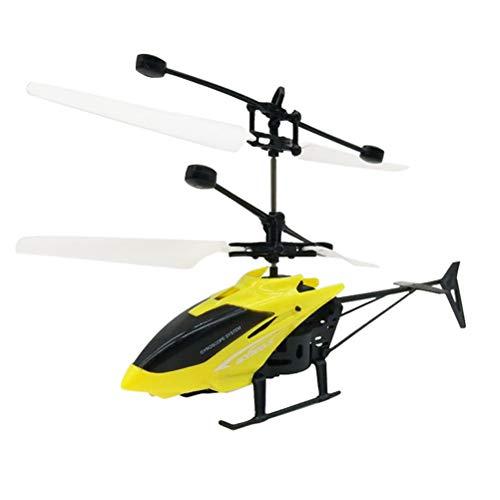 EisEyen Mini Drone Rc Ad Infrarossi Elicottero Regalo Perfetto di Natale per Bambini