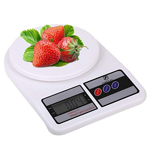 Force24 Multi-Purpose Digital Kitchen Weighing Scale (10 kg)