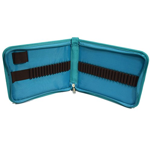 zhengdu 36Colored Pencil Case-Borsa organizer da viaggio Art Supplies zip-close portapenne,...