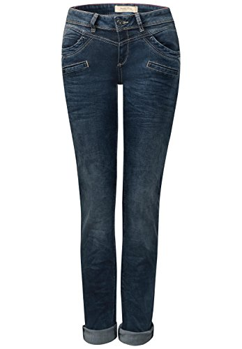 Street One Damen Vintage Wash Denim Kate