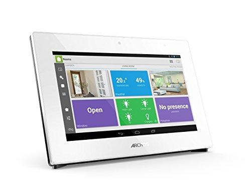 Archos 502660 - Casa Intelligente 4gb Bianco - compresse (Mini Guscio Tablet, Android, Bianco, ai...
