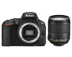 Nikon D5500  18-105 / 3,5-5,6 AF-S DX G ED VR - Cámara digital