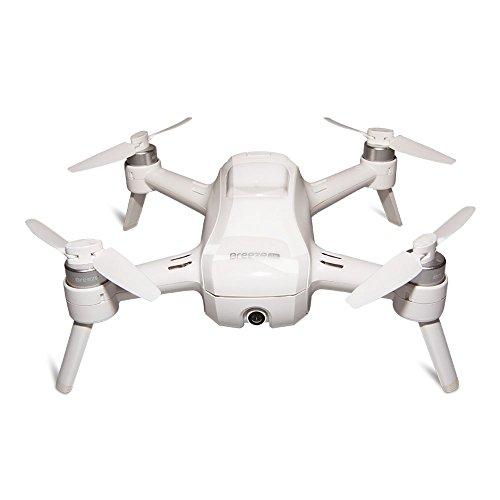 Yuneec Breeze MyFlyingCamera Drone, Quadricottero Compatto con Fotocamera 4K UHD di Qualità...