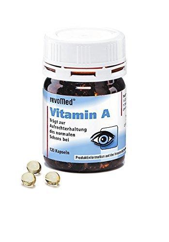 Vitamina A Capsula