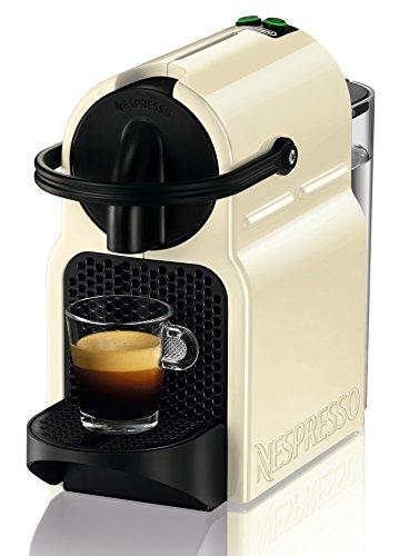 Delonghi 203550 Inissia Cafetière à Capsules Nespresso Vanilla