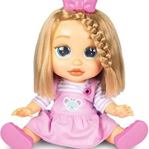 IMC Toys - Peke Baby, MIA corta y peina (96981)