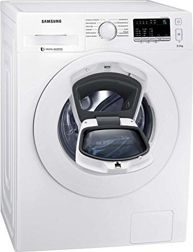 Samsung WW90K4420YW / EG AddWash Waschmaschine Frontlader/ A+++ / 1400UpM / 9 kg / AddWash / Eco-Funktion / SmartCheck
