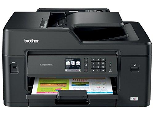 Brother MFC-J6530DW Stampante Multifunzione Inkjet a Colori, A3, con Rete Cablata, Wi-Fi Direct,...