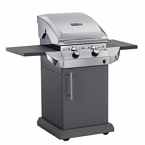 The Char-Broil Performance Series™ T22G is a compact barbecue that has all the features of a full gas grill and like all high-performance models across the Char-Broil range, it uses TRU-Infrared technology which sets it apart from traditional grills. As mentioned earlier, this style of grilling cooks food evenly with no flare-ups and gives 50% more juicier results while consuming 30% less fuel.