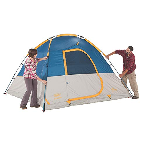 Mixen Amazing Picnic Hiking Camping Portable Waterproof Tent/Tent House for 6 Person with Carry Bag