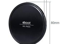 Fixate Gel Pads Gel Pad Anti-Dérapant Gel Pad pour Cellphone, Pad, Clés, 5 Pièces (Noir) Meilleure offre de prix