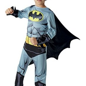 Disfraz Child Classic Comic Book Batman Costume