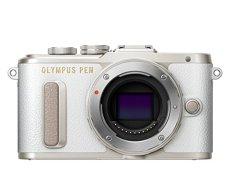 """Olympus Pen E-PL8 - Cámara Evil de 16 MP (Pantalla táctil abatible de 3"""", estabilizador, vídeo FullHD, WiFi) Blanco"""