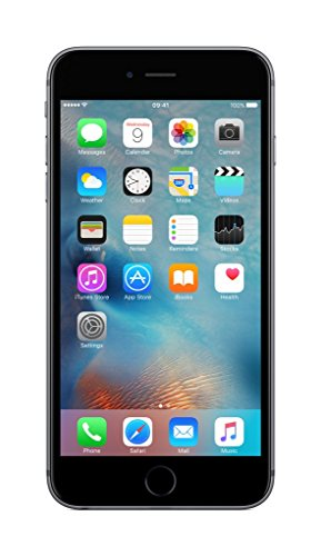 Apple iPhone 6s Plus Space Grey 64GB SIM-Free Smartphone