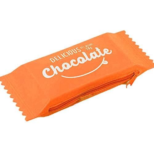 TOOGOO Astucci Kawaii Astucci per Caramelle al Cioccolato nel Silicone Simpatici Astucci per Scuola...