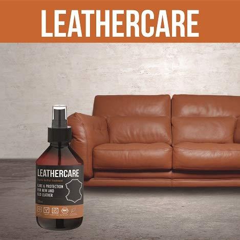 Prodotto Pulizia Pelle By Leather Care Pulizia Pelle Auto 100 Ml Alternativa A Crema Per Divani In Pelle E Latte Detergente Per Pelle Auto