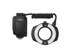 Canon 4549292007749 - Flash Macro/anular para Canon, Negro y Blanco