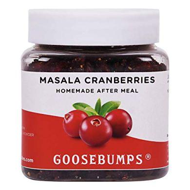 Goosebumps Pickles Masala Cranberry After Meal, 150 g 4