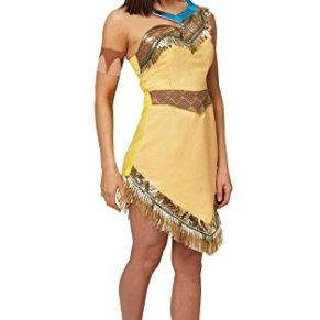 Rubies'sOfficial Ladies Disney Pocahontas, disfraz para adulto - talla M