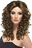 Smiffys Glamour Wig - Brown