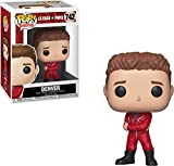 Funko- Pop Vinyl: Television: La Casa de Papel: Denver Carta Idea Regalo, Statue, COLLEZIONABILI, Comics, Manga, Serie TV, Multicolore, 36001