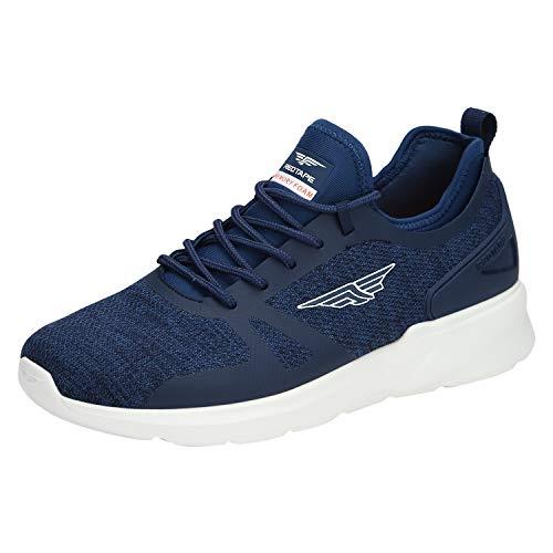Red Tape Men's Sports Blue Walking Shoes-12 UK (46 EU) (RSO089)