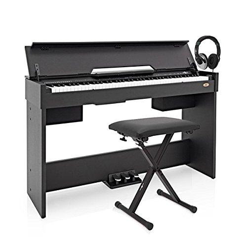 Piano Digital DP-7 Compacto con accesorios
