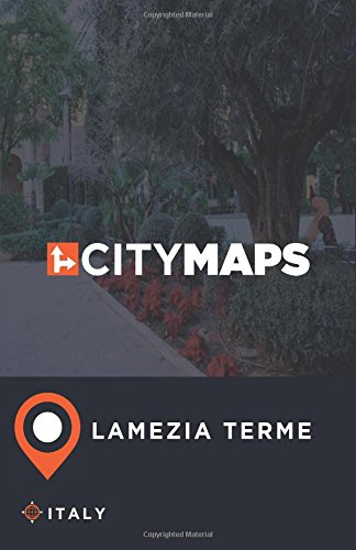 City Maps Lamezia Terme Italy [Lingua Inglese]