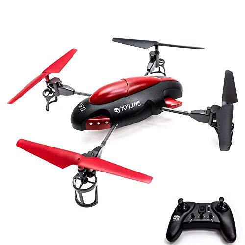 Attop - Drone - Quadricottero radiocomandato con Telecamera