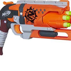 Nerf - Zombie Strike Hammershot, (Hasbro A4325EU5)