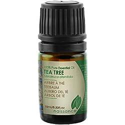 Olio di Albero del Tè - Olio Essenziale Puro al 100% - 10ml