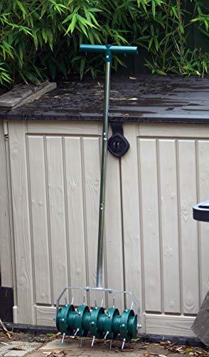 Greenkey 700 Rodillo aireador de césped (30 cm)