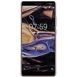 Nokia 7 Plus (White, 4GB RAM, 64GB Storage)