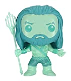 Funko 7576 - Batman V Superman, Pop Vinyl Figure 87 Blue Aquaman, 9 cm
