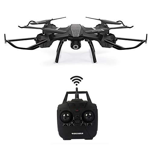 YYD Drone WiFi GPS con Motore Brushless con Telecamera 1080P HD,GPS con Funzione di RTH, Telecamera...