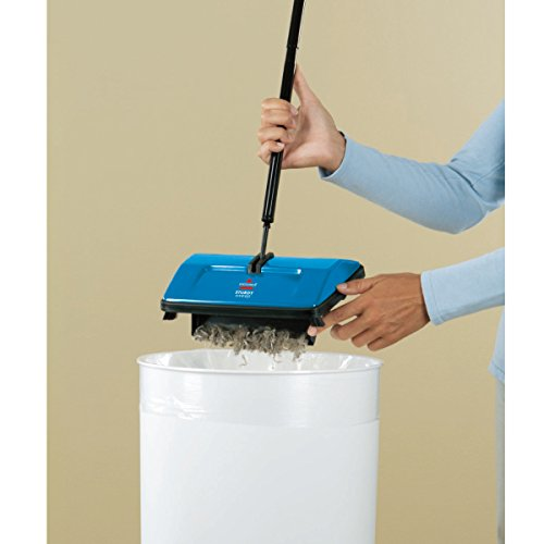 BISSELL 2402E Sturdy Sweep Floor Cleaner - Blue 7  BISSELL 2402E Sturdy Sweep Floor Cleaner – Blue 41kmPgOPIvL