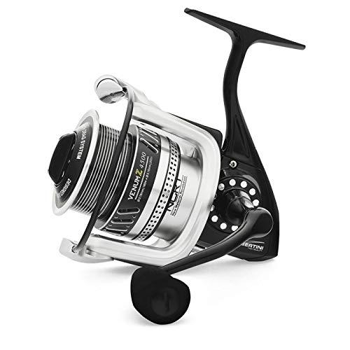 Ryobi Tubertini Mulinello da Pesca Venum Z 6000 con Frizione Anteriore Precisa e Potente da Spinning Bolognese Feeder Fondo Mare Trota Lago Leggero e Affidabile