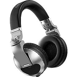 Pioneer HDJ-X10 Plata Circumaural Diadema Auricular - Auriculares (Circumaural, Diadema, Alámbrico, 5-40000 Hz, 1,2 m, Plata)